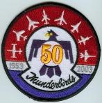50 anniversary Thunderbirds 1953-2003