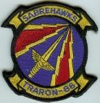 Sabrehawks Traron-86